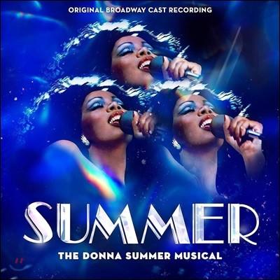 도나 섬머 뮤지컬 음악 (Summer: The Donna Summer Musical OST)