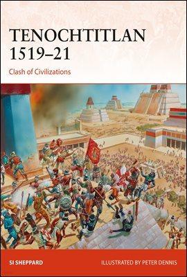 Tenochtitlan 1519?21