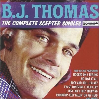 B.J. Thomas (B.J. 토마스) - The Complete Scepter Singles