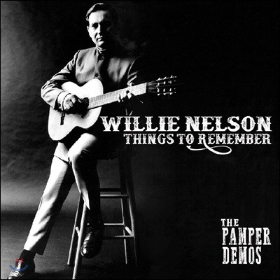 Willie Nelson (윌리 넬슨) - Things to Remember [레드 컬러 2LP]