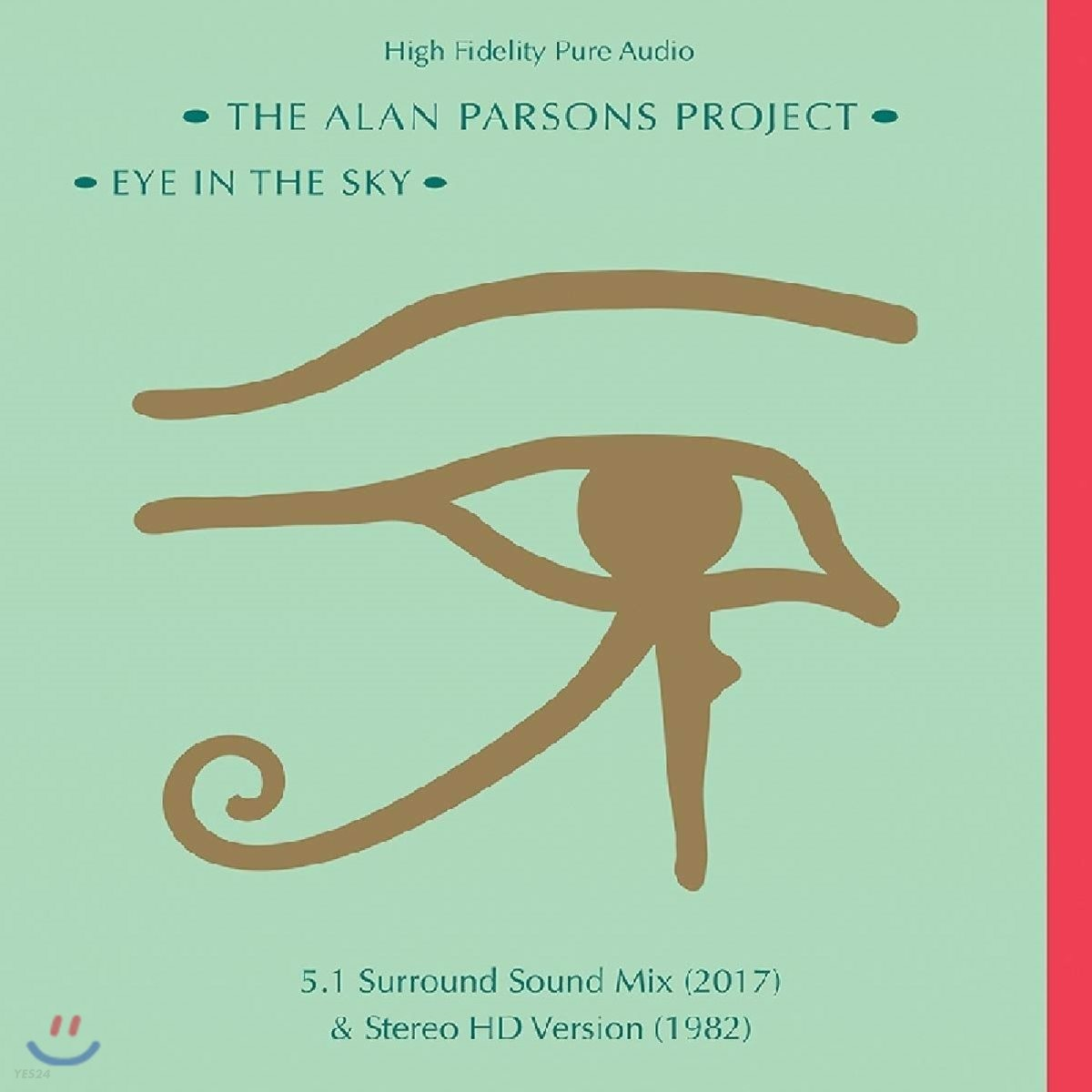 Alan Parsons Project (알란 파슨스 프로젝트) - Eye In The Sky [발매 35주년 기념 블루레이 오디오]