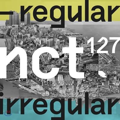 엔시티 127 (NCT 127) 1집 - NCT #127 Regular-Irregular [앨범커버 Regular 또는 Irregular 버전 랜덤 발송]