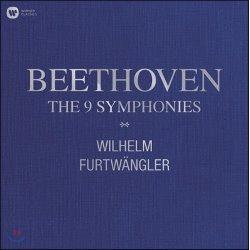 Wilhelm Furtwangler 베토벤: 교향곡 전곡집 (Beethoven: The 9 Symphonies)