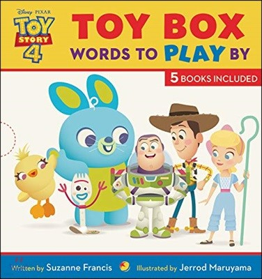 Toy Story 4 Inspirational Toy Box