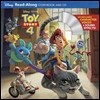 Toy Story 4 : Read-along Storybook + CD