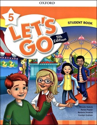 [5판]Let's Go 5 : Student Book