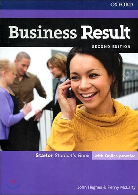 Business Result: Starter (Student Book with Online practice), 2/E