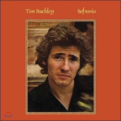 Tim Buckley (팀 버클리) - Sefronia [LP Limited Edition]