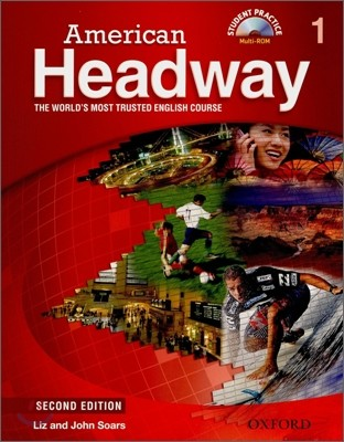 American Headway 1 : Student Book with CD