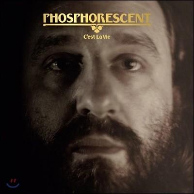 Phosphorescent (포스포레슨트) - C'est La Vie [투명 컬러 LP]