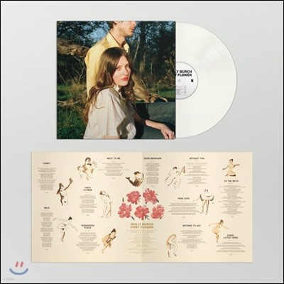 Molly Burch (몰리 버치) - First Flower [화이트 컬러 LP]