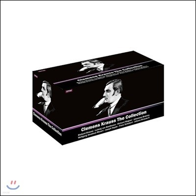 클레멘스 크라우스 콜렉션 (Clemens Krauss The Collection) [97CD Boxset]