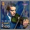 루지에로 리치의 예술 (The Art of Ruggiero Ricci)