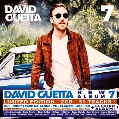 David Guetta (데이비드 게타) - 7 (Limited Edition)