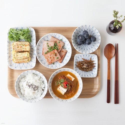 니코트 아미 1인 혼밥세트 6P JAPAN