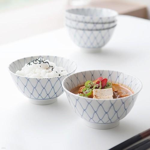 니코트 아미 밥공기, 국그릇 1인세트 JAPAN