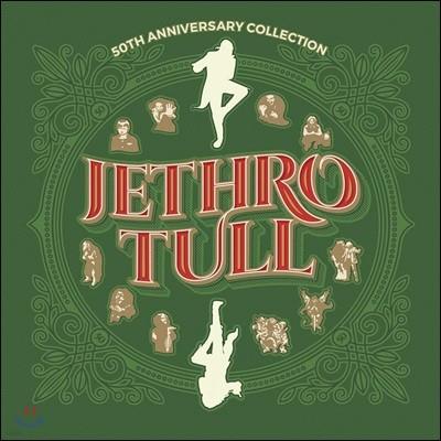 Jethro Tull - 50th Anniversary Collection 제쓰로 툴 결성 50주년 기념 앨범 [LP]
