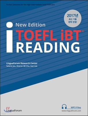 New Edition TOEFL iBT i Reading