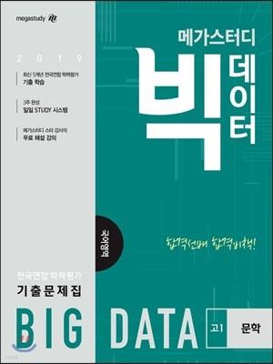 메가스터디 빅데이터 전국연합학력평가 기출문제집 국어영역 고1 문학 (2019년)