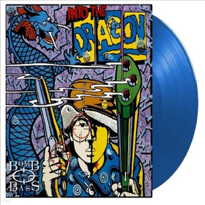 Bomb The Bass - Into The Dragon (180G)(LP)