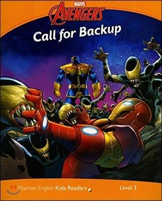 Marvel's Avengers: Call for Back Up (Level 3)