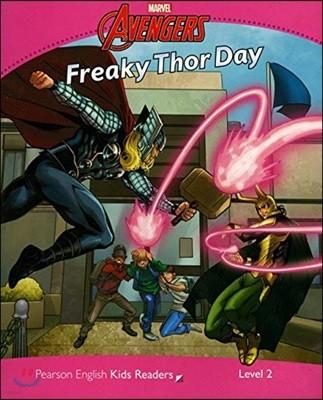 Marvel's Avengers:Freaky Thor Day (Level 2)