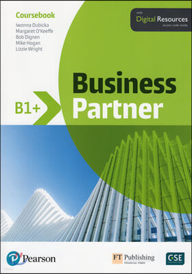 Business Partner B1+ : Student Book with Digital Resources