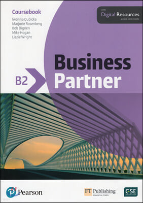 Business Partner B2 : Student Book with Digital Resources