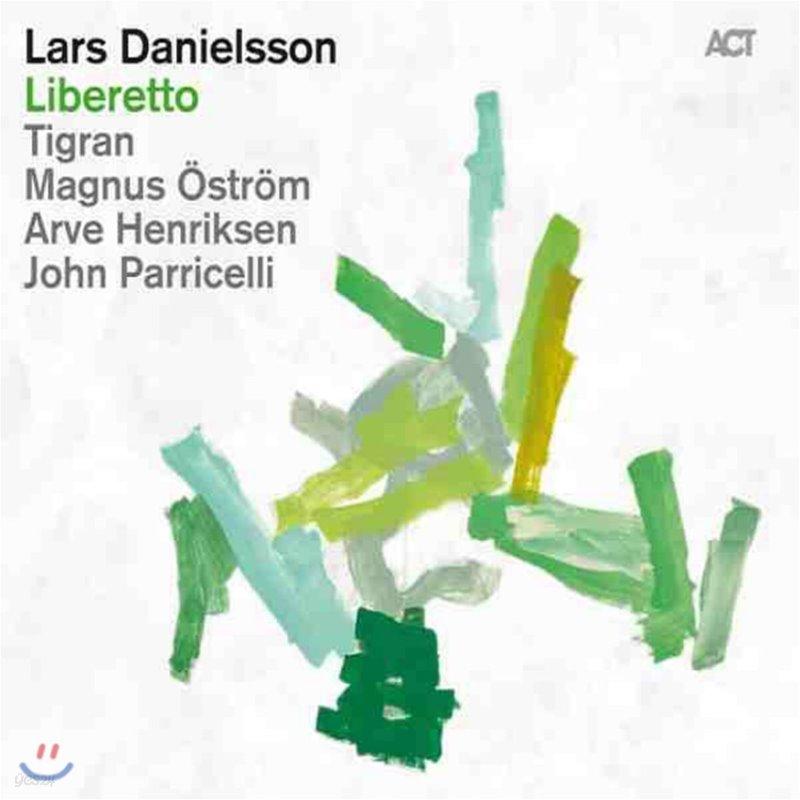 Lars Danielsson (라스 다니엘손) - Liberetto [LP]