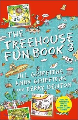 Treehouse Fun Book 3
