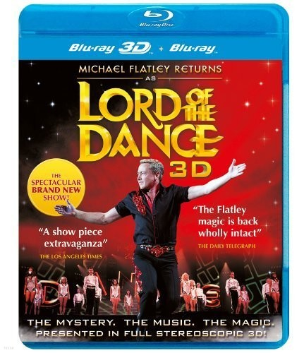 Michael Flatley Returns: Lord of the Dance