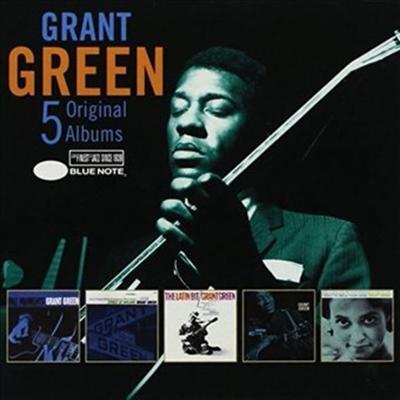 Grant Green - 5 Original Albums (5CD Boxset)