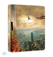 [Blu-ray] 스카이스크래퍼 (2Disc 4K UHD+BD 스틸북 한정수량) : 블루레이