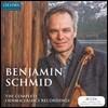 벤자민 슈미트 - 왬스 클래식스 레코딩 전집 (Benjamin Schmid - The Complete Oehms Classics Recordings) [20CD Boxset]