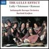 Barthold Kuijken 릴리: 아르미드 / 텔레만: 서곡 / 라모: 다르파누스 (The Lully Effect - Lully, Telemann, Rameau)