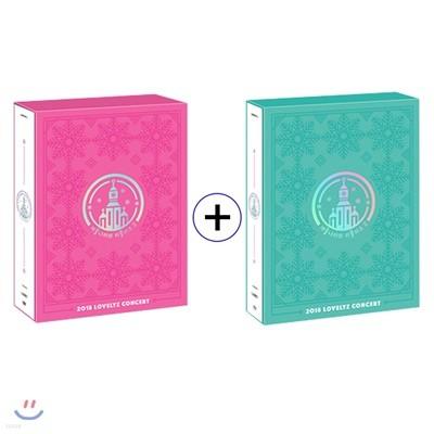 러블리즈 (Lovelyz) - 2018 LOVELYZ Concert 겨울나라의 러블리즈2 [DVD+Blu-ray /Set]