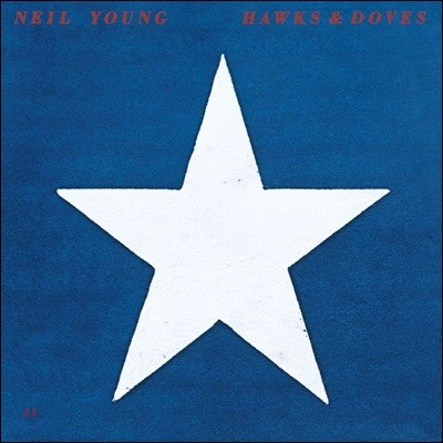 Neil Young (닐 영) - Hawks & Doves [LP]