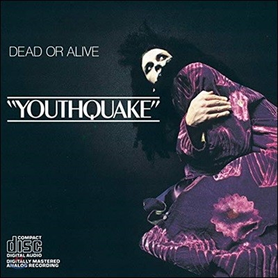 Dead Or Alive (데드 오어 얼라이브) - Youthquake [LP]