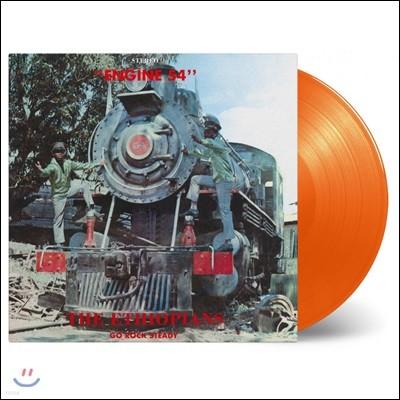 The Ethiopians (에티오피안즈) - Engine 54 [오렌지 컬러 LP]