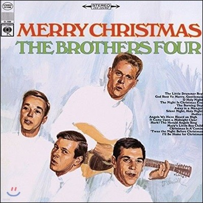 The Brothers Four (브라더스 포) - Merry Christmas (Expanded Edition)