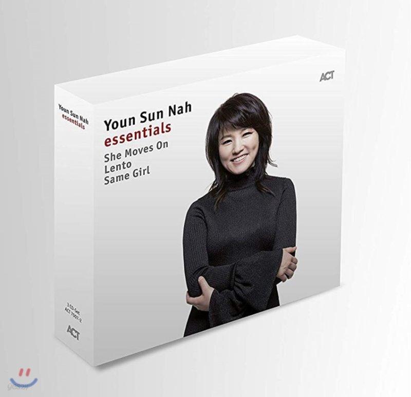 나윤선 ACT 레이블 발매작 모음집 (Youn Sun Nah - Essentials)