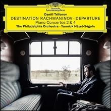 Daniil Trifonov 라흐마니노프: 피아노 협주곡 2, 4번 (Rachmaninov: Piano Concertos 2&4 'Destination Rachmaninov - Departure') 다닐 트리포노프 [2LP]