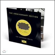 DG120 - 120개의 역사적 녹음 (DG The Anniversary Edition - 120 Legendary Tracks) [7CD]