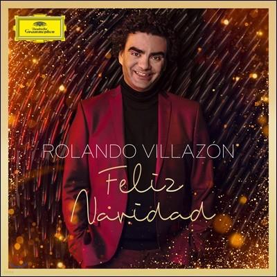 롤란도 비야손 크리스마스 캐럴집 (Rolando Villazon: Feliz Navidad)