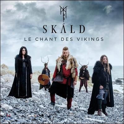 SKALD 북유럽 바이킹을 주제로 한 음악 (Vikings Chant) 스칼드 [LP]