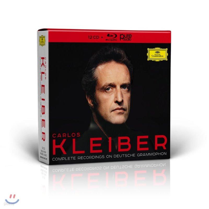 카를로스 클라이버 DG 전집 (Carlos Kleiber: Complete Recordings on Deutsche Grammophon)