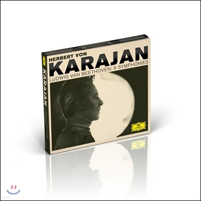 Herbert von Karajan 베토벤: 교향곡 전곡집 (Beethoven: Complete Symphonies) [블루레이 오디오]