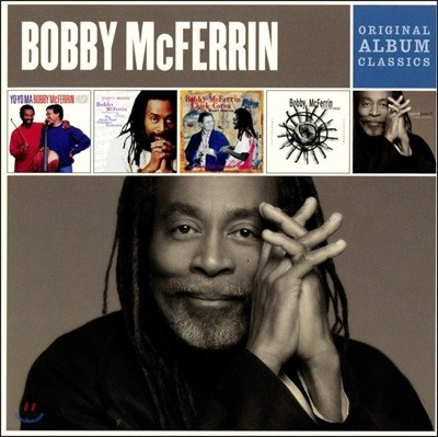 Bobby McFerrin - Original Album Classics 바비 맥퍼린 5개 앨범 모음집
