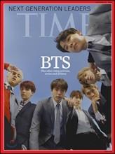 Time (주간) - Asia Ed. 2018년 10월 22일 (타임 아시아판 : BTS 방탄소년단 커버) (포스터 증정)