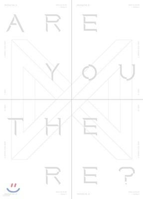몬스타엑스 (MONSTA X) 정규 2집 - TAKE.1 : ARE YOU THERE? [랜덤 발송]